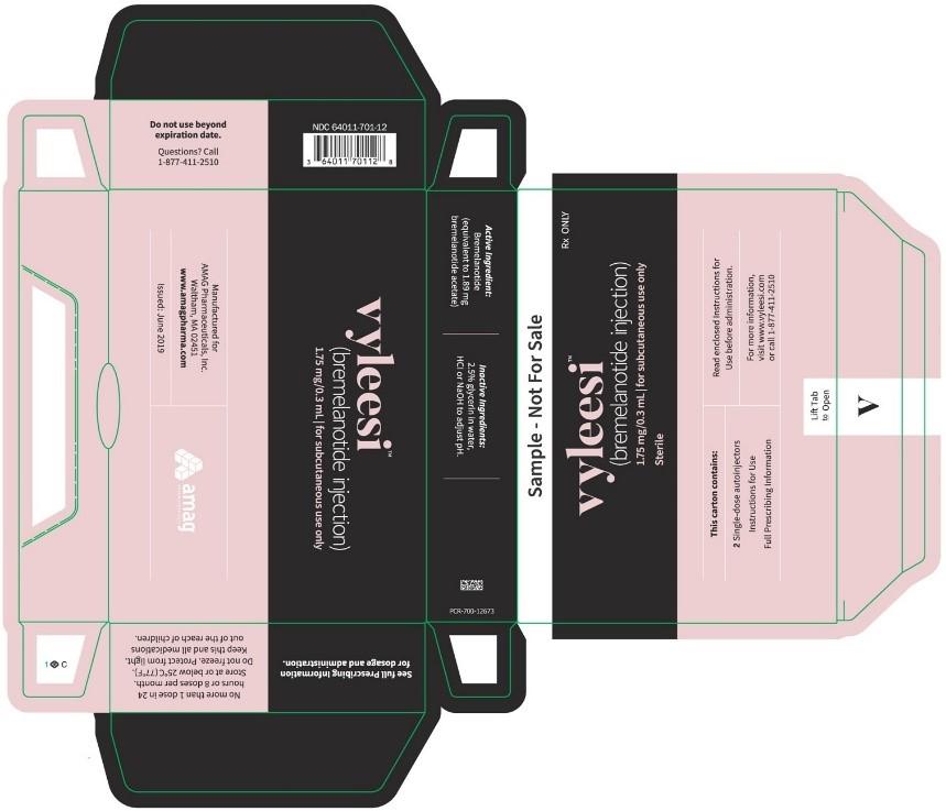 vyleesi packaging