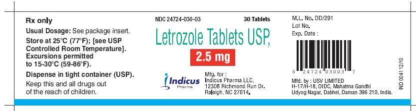 letrozole label