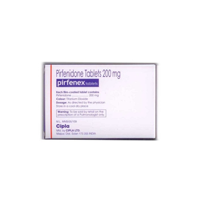 pirfenidone packaging