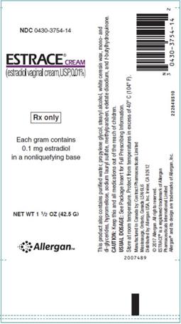 Estrace Cream Packaging