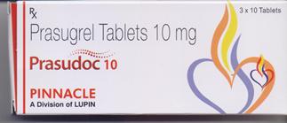prasugrel packaging